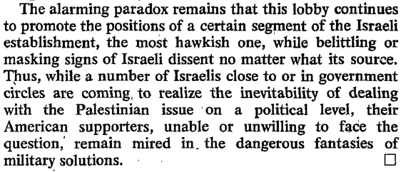 The Israel Lobby - John Mearsheimer and Stephen Walt